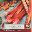 Rhubarb Raspberry Red