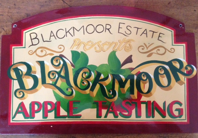 Blackmoor Apple Tasting 2015