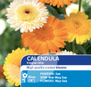 Calendula Kinglet Mix