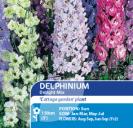 Delphinium Delight Mix