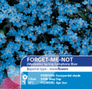 Forget-Me-Not Spring Symphony Blue