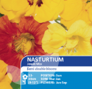 Nasturtium Jewel Mix