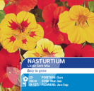 Nasturtium Little Gem Mix