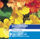 Nasturtium Tropical Mix