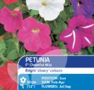 Petunia F2 Cheerful Mix