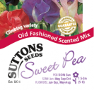Sweet Pea Old Fashioned Scented Mix