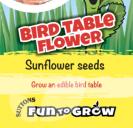 Fun To Grow - Bird Table Flower (Sunflower Titan)