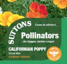 Californian Poppy Vivid Mix Pollinators