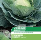 Cabbage F1 Kilazol (Clubroot Resistant)