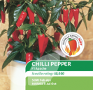 Chilli Pepper F1 Apache