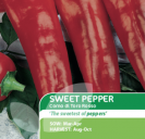 Sweet Pepper Corno di toro Rosso