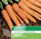 Carrot F1 Firewedge