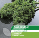 Kale Curly Dwarf Green Curled