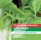 Leaf Salad Italian Speedy Veg