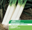 Leek Autumn Giant 3 Albana