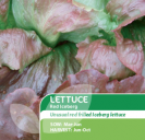 Lettuce Red Iceberg