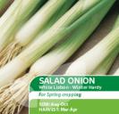 Salad Onion White Lisbon Winter Hardy