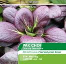 Pak Choi Crunchy Colour Mix