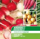 Radish Rainbow Mix