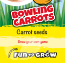 Fun To Grow Bowling Carrots