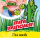 Fun To Grow Pea Mini Muncher (Tom Thumb)