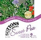 Sweet Pea Supersonic